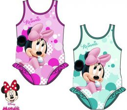 costum baie fete disney minnie