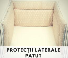 PROTECȚII LATERALE PĂTUȚ