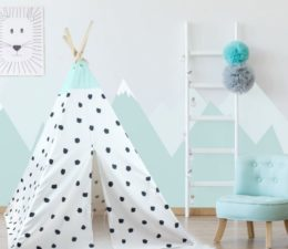 cort teepee dots freeplay
