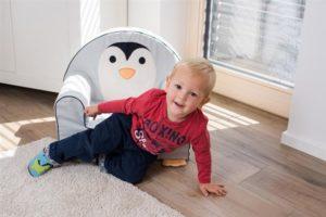 fotoliu pentru copii bubaba penguin